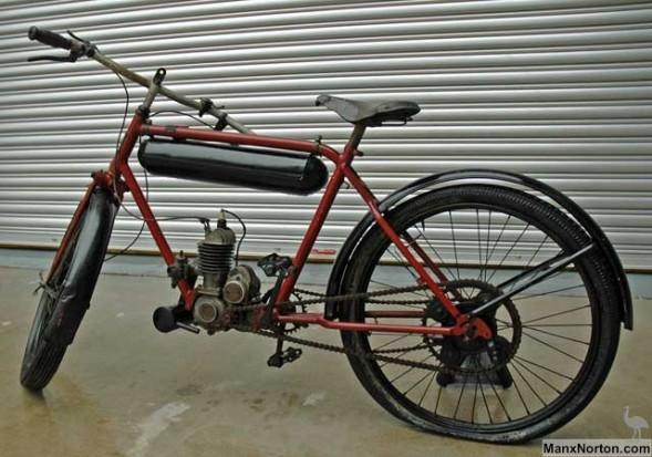 1923 Alcyon 92cc