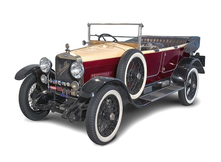 1924 Ansaldo 4-CS