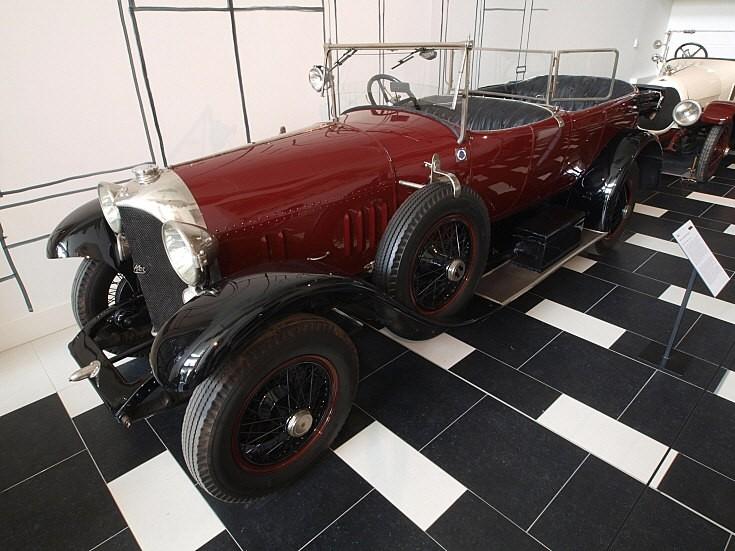 1924 Spijker C4 Standard Torpedo Cabriolet