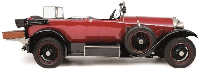 1924 Spijker Standard Torpedo Cabriolet,