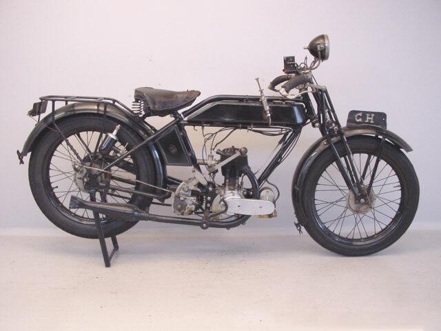 1925 Alcyon Touriste 350 JAP