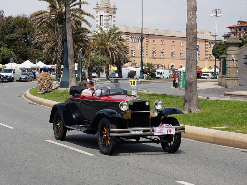 1927 Ansaldo C10 Spider