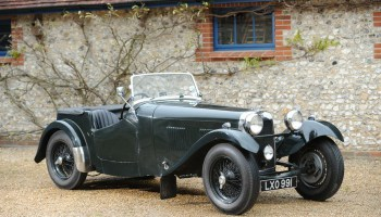 1928 Ansaldo Tipo 14 Sports