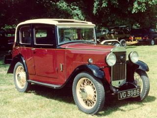 1931 Triumph Scorpion Saloon 12-6