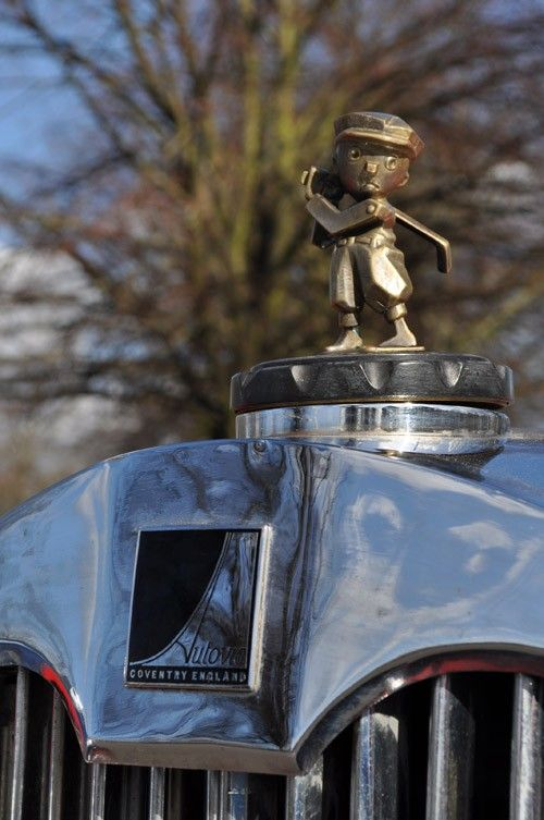 1939 Autovia 3 Litre V8 125 HP front
