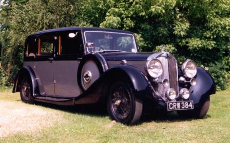 1939 Autovia Limo