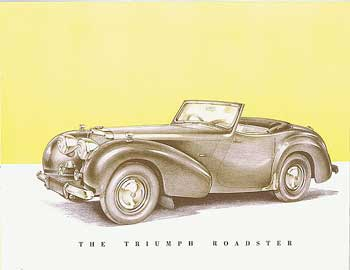 1948 triumph-roadster brochure