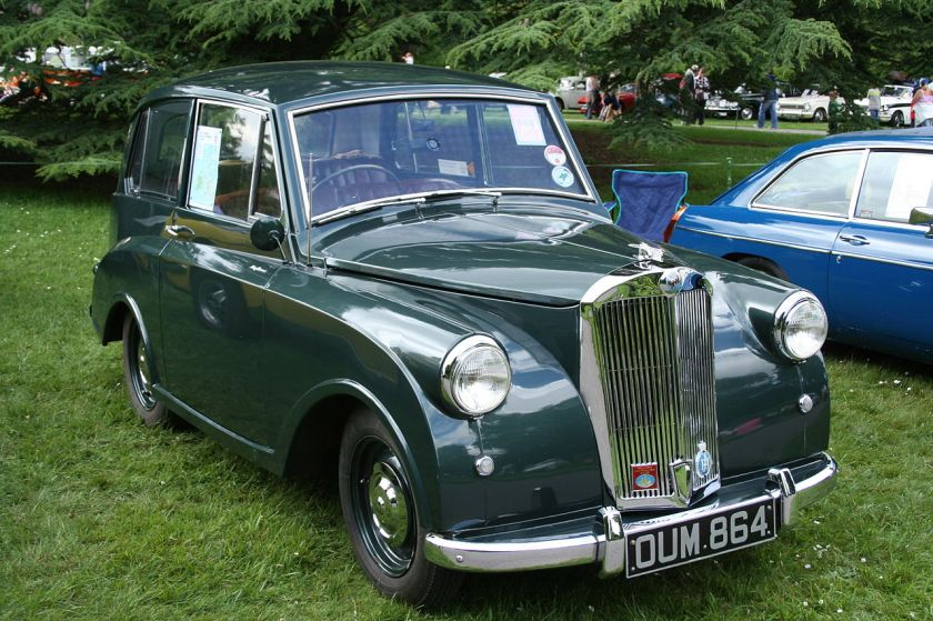 1951 Triumph Mayflower a