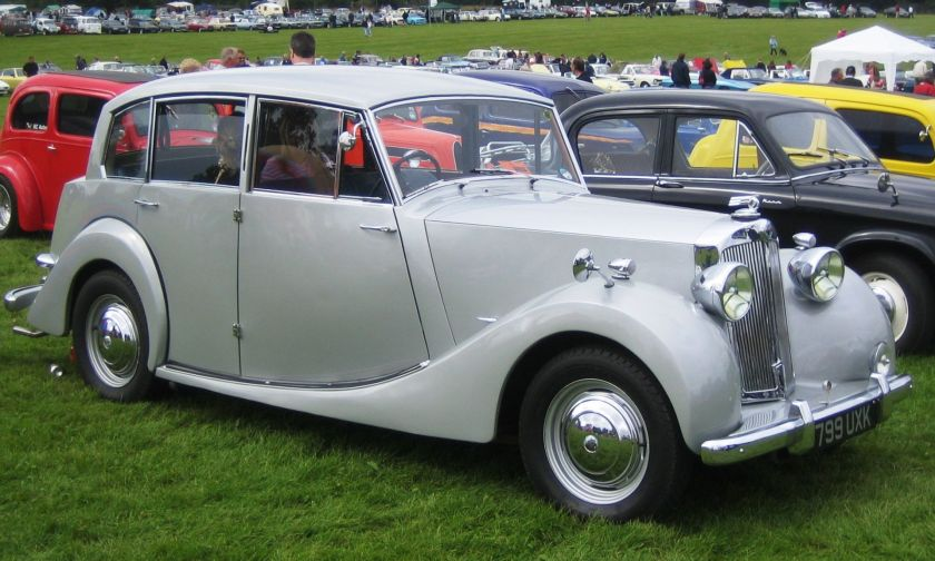 1954 Triumph Renown