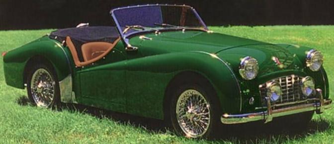 1955-57 Triumph TR3