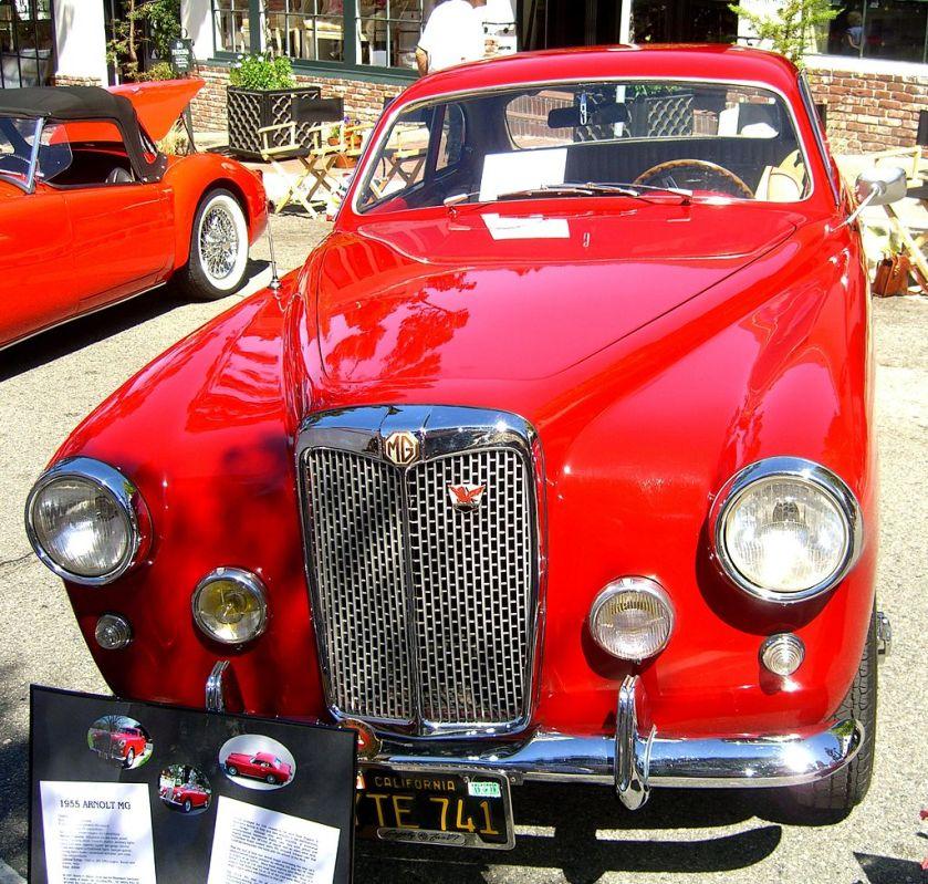 1955 Arnolt-MG a