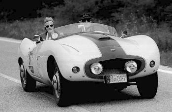 1956 Arnolt Bristol