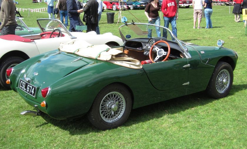 1959 Fairthorpe Electron Minor 848cc b