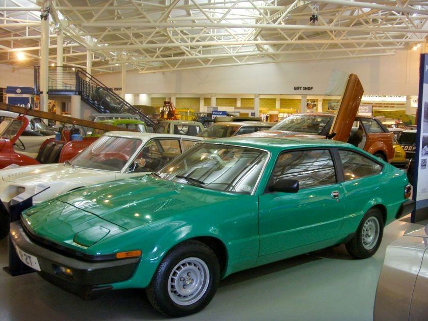 1978 Triumph TR7 (Project Lynx) Heritage Motor Centre, Gaydon