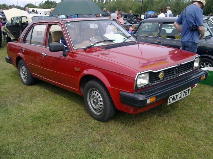1980 Triumph Acclaim