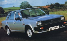 1982 Triumph Acclaim