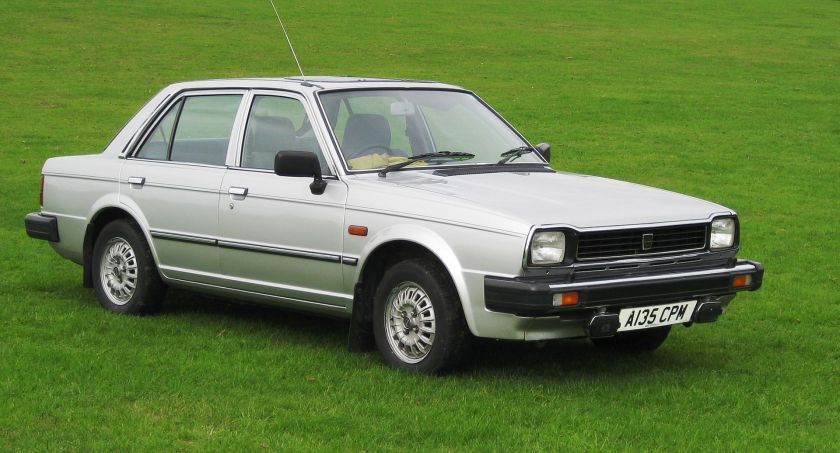 1983 Triumph Acclaim 1335cc
