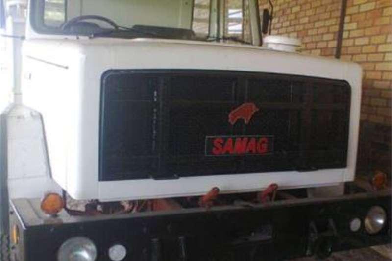 1992 Samag 120 6X6
