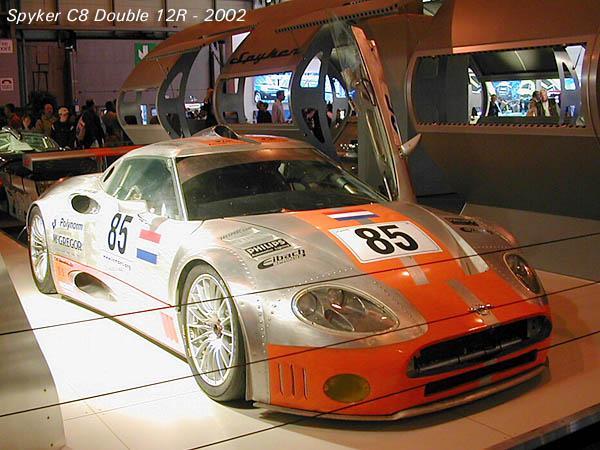 2002 Spyker C8 Double 12R
