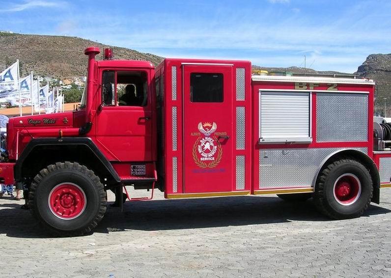 2005 samag firetruck dk