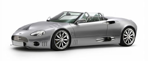 2005 Spyker CB Spyder T