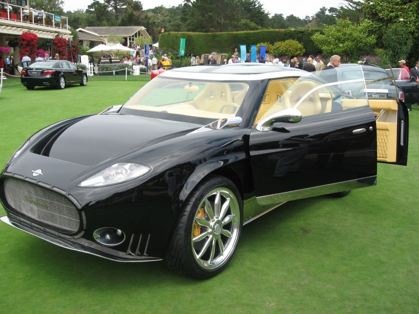 2006 Spyker D12