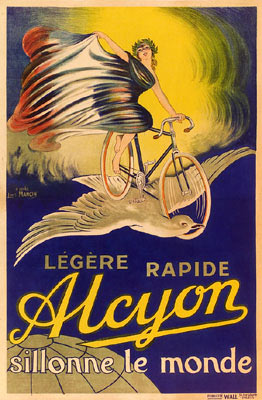 Alcyon Bicycle