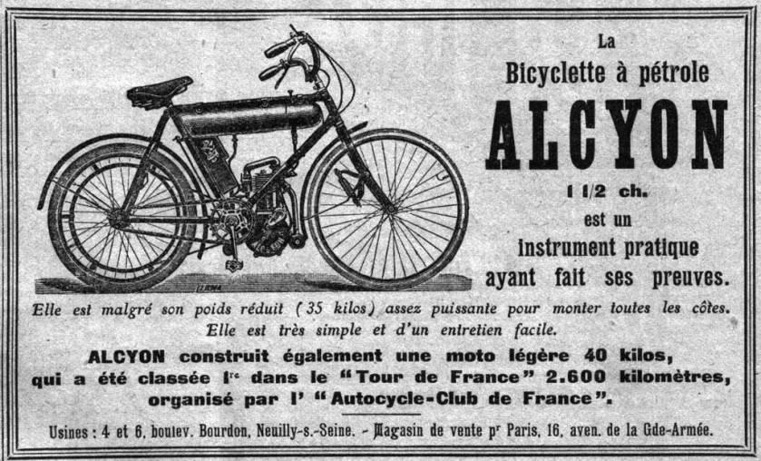 Alcyon. Herdtle-Bruneau
