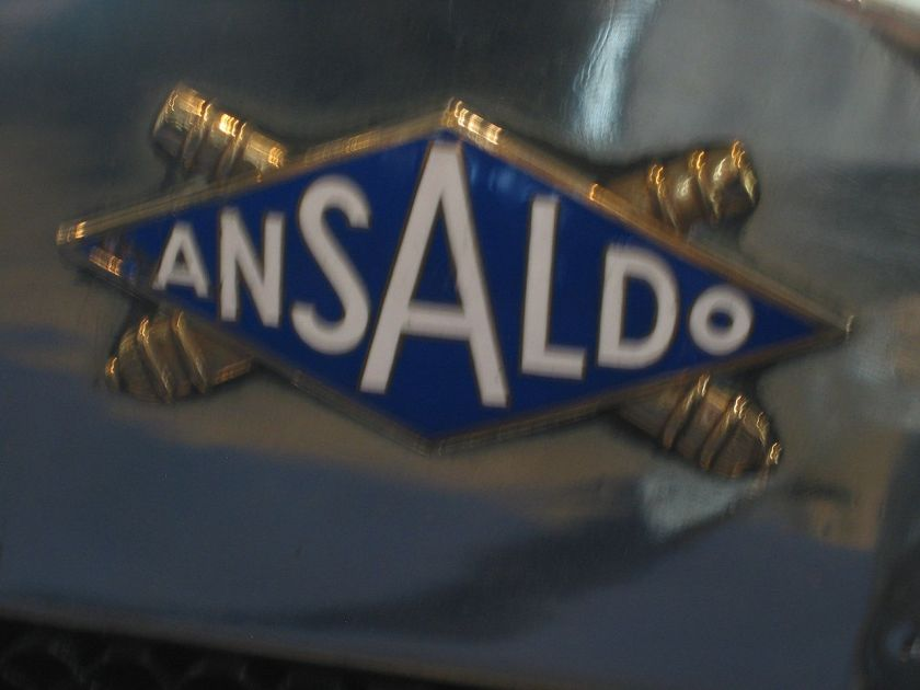 Emblem Ansaldo