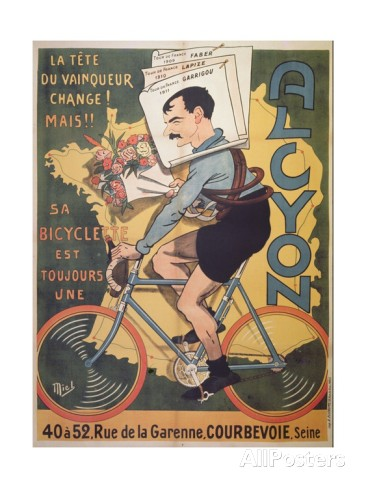 michel-called-mich-liebeaux-poster-advertising-alcyon-cycles-with-the-winners-of-tour-de-france-faber