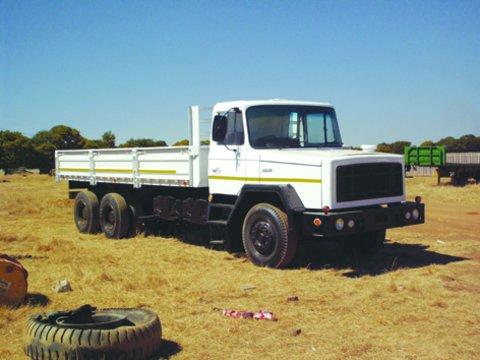 Samag 120- Truck truck