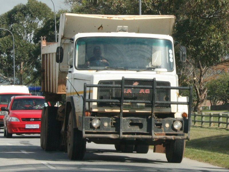 SAMAG PE Truck