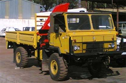 Samil Trucks South African Military Myn Transport Blog