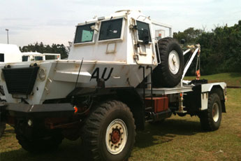 samil 50-02 Recovery Vehicle