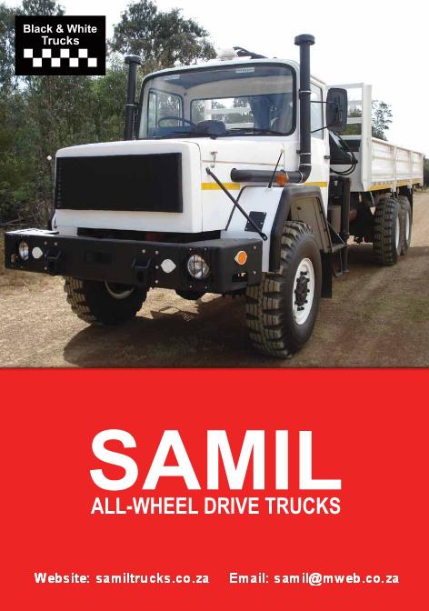 samil-truck