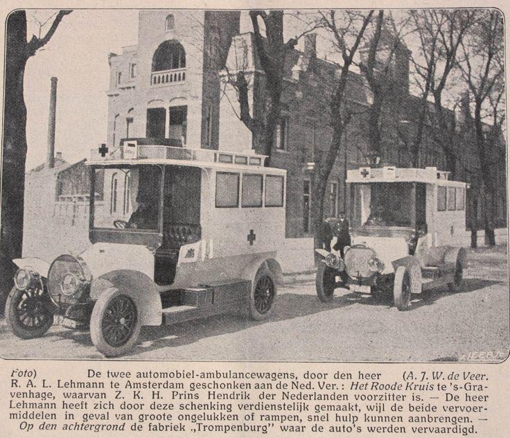 Spyker Ambulancewagens