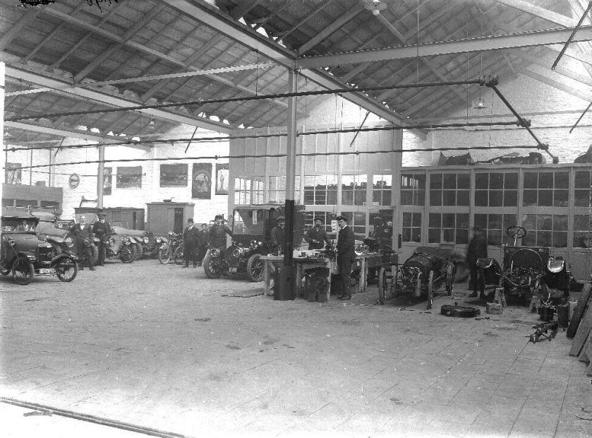 Spyker garage nl-zwhco 464.2 1040