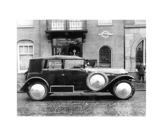 Spyker Trompenburg factory