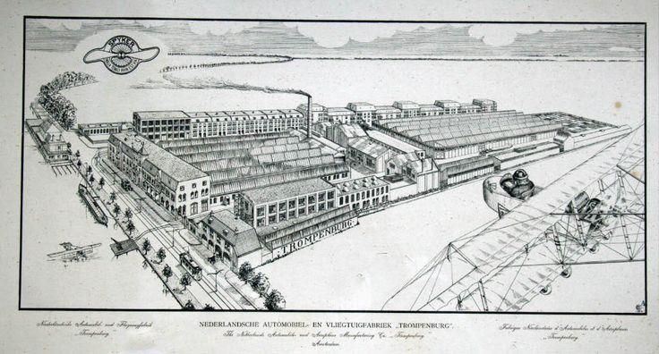 Spyker Trompenburg Production Place