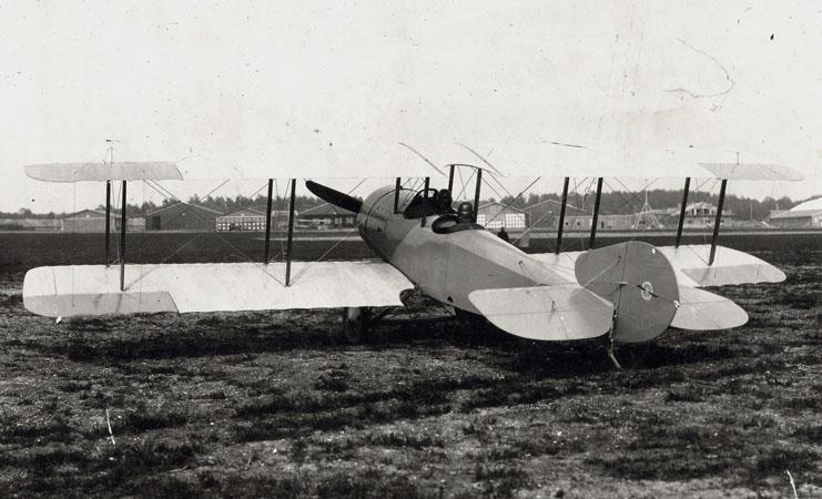 Spyker-Trompenburg V.2 prototype