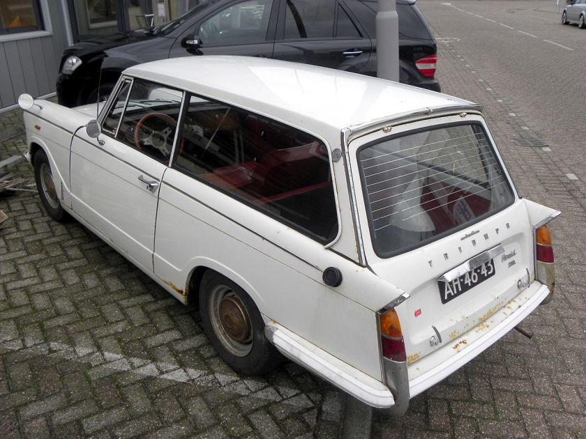 Triumph Herald 1200 Estate
