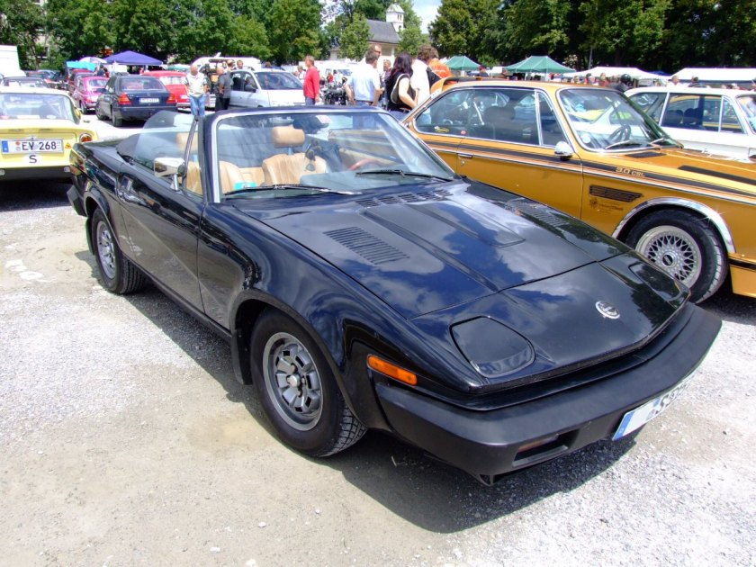 Triumph TR7 Drop Head Coupe