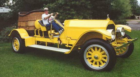 1907 American LaFrance Chief's Speedster