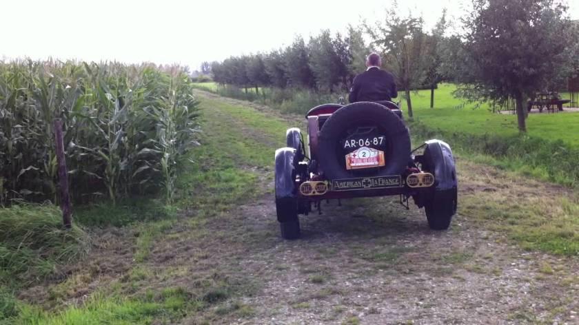 1909 American La France Speedster