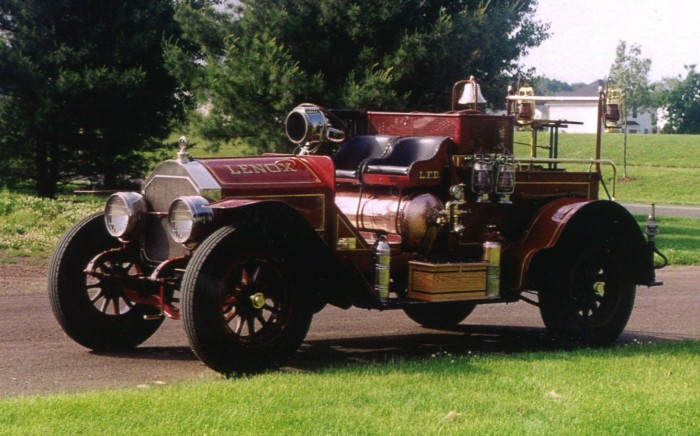 1909 American LaFrance