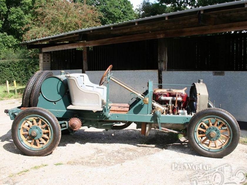 1912 American LaFrance La France 2 seater