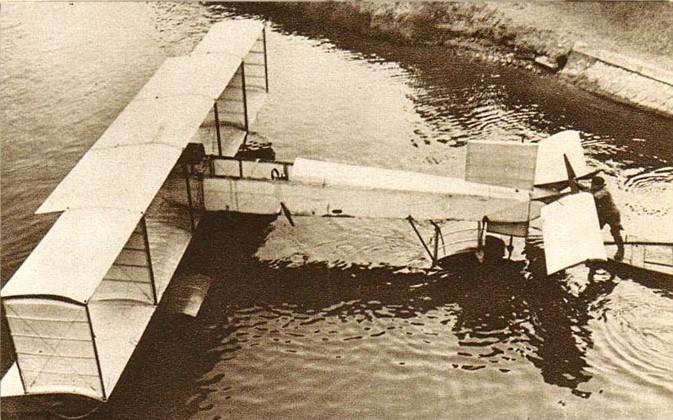 1912 Canard Voisin