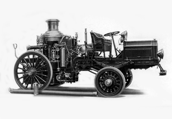 1913-15 American LaFrance Type 18