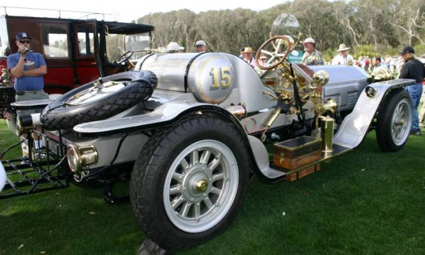 1915 American LaFrance Rhino Custom Speedster