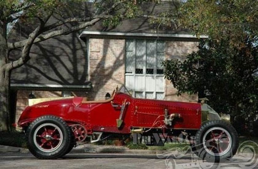 1915 American LaFrance special Speedster